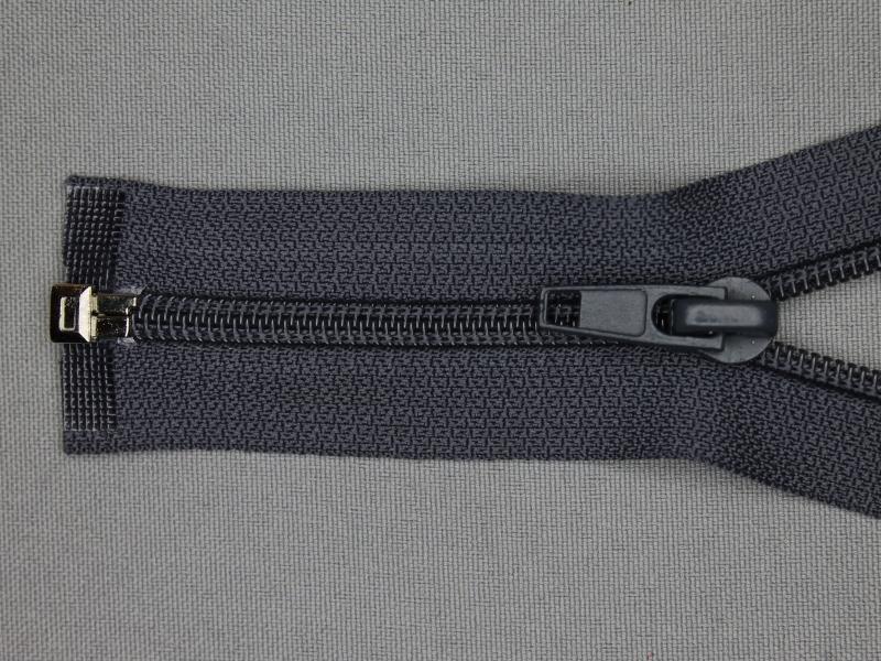 Deelbare spiraal rits 5mm 50 t/m 80cm