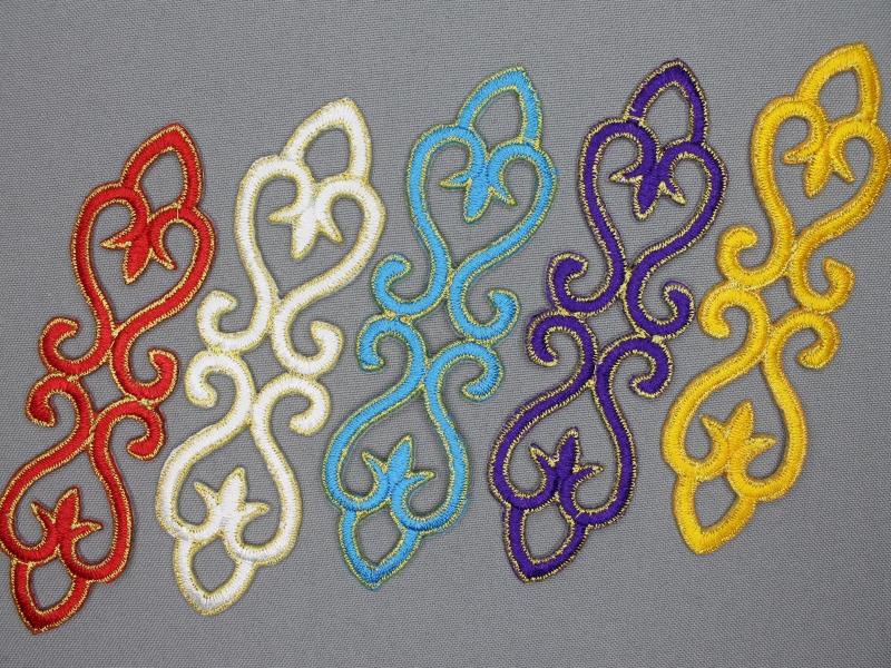 Kleur barok applicaties
