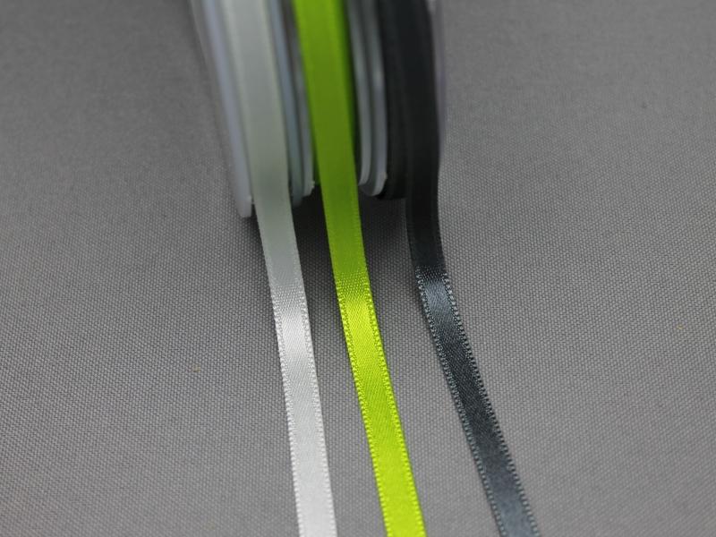 Satijn lint 6mm 25meter