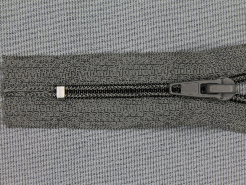 Niet deelbare broekrits nylon 8t/m20cm