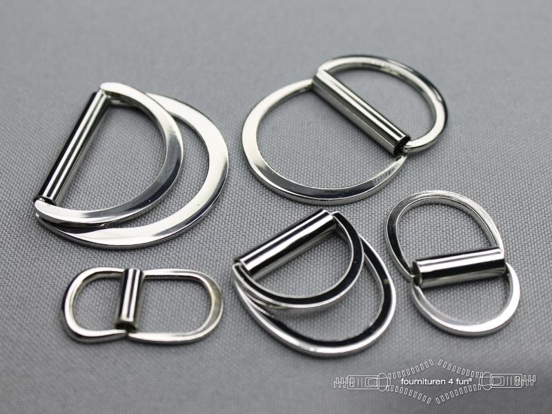 Dubbele D-ringen