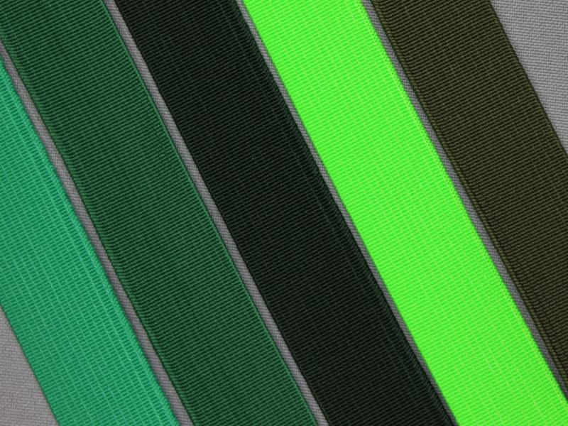 Gekleurd elastiek 14-20-50-80mm