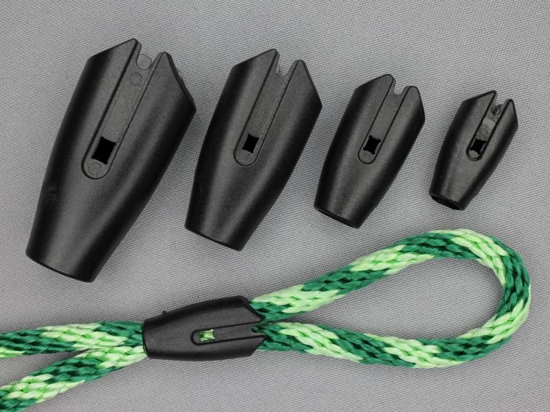 Kunststof touwklemmen