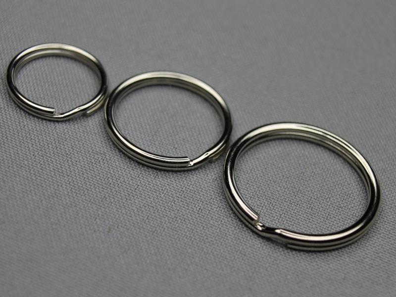 Sleutelhanger ringen