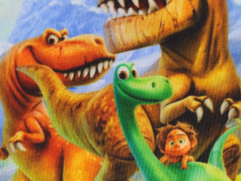 The Good Dinosaur applicaties