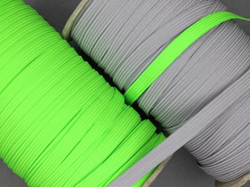 Gekleurd elastiek 2.5-6mm
