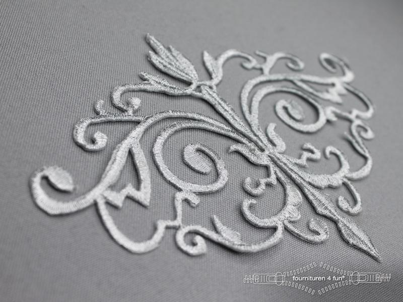 Zilver barok applicaties