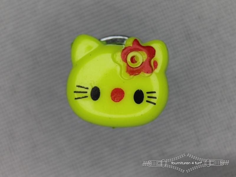 Kinderknopen Hello Kitty