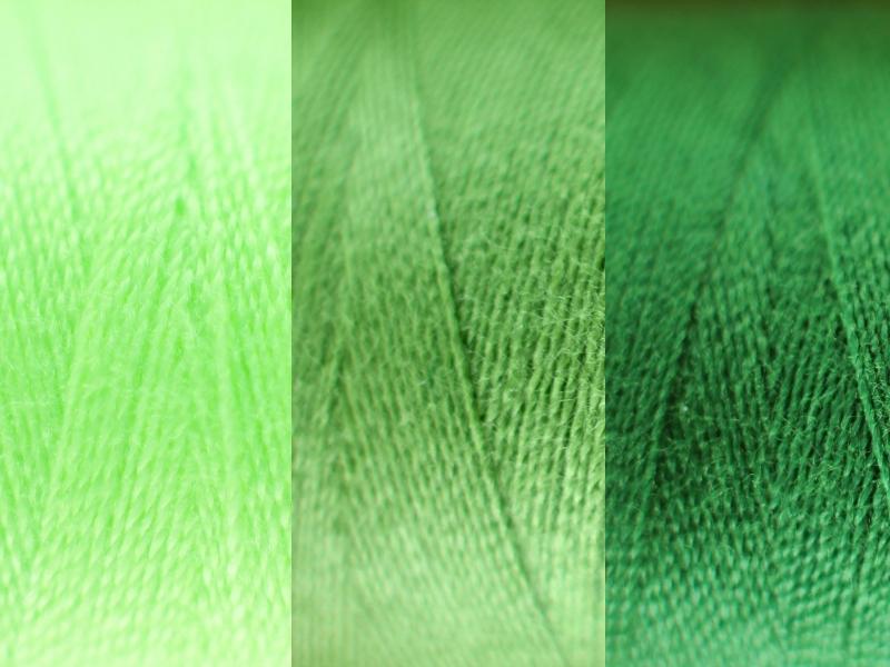 Naaigaren 500mtr groen tinten
