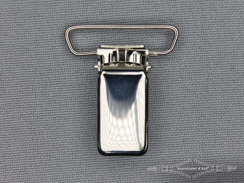Bretel clipsen metaal