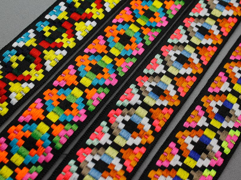 Multicolor indianenband