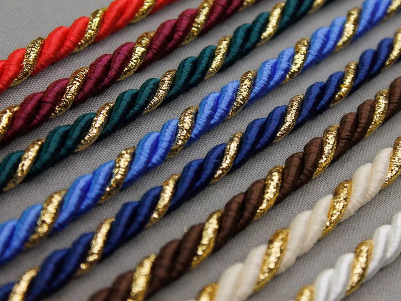 Multicolor meubelkoord