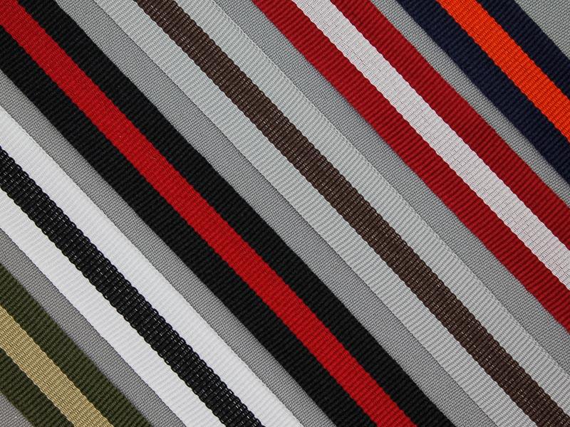 Rips met strepen