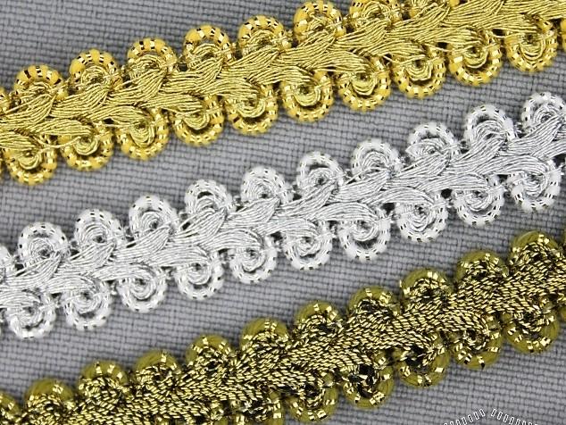 Goud- en zilverband