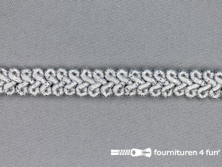 Zilver band 13mm
