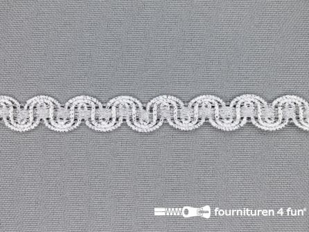 Zilver band 10mm