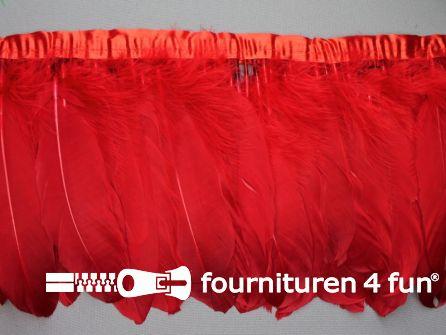 Verenband 160mm rood