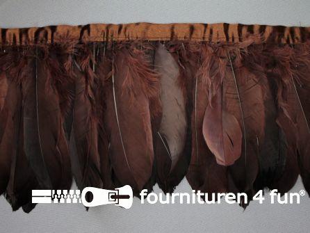 Verenband 160mm donker bruin