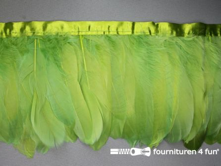 Verenband 160mm licht olijf groen