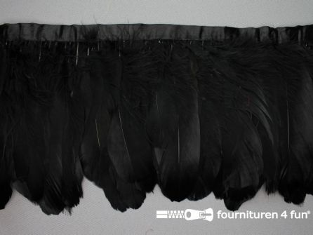 Verenband 160mm zwart