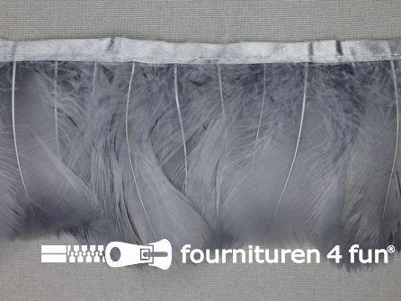 Verenband 90mm grijs