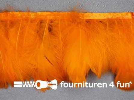 Verenband 90mm oranje