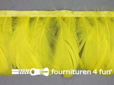 Verenband 90mm fel geel