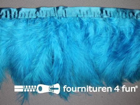 Verenband 150mm aqua blauw