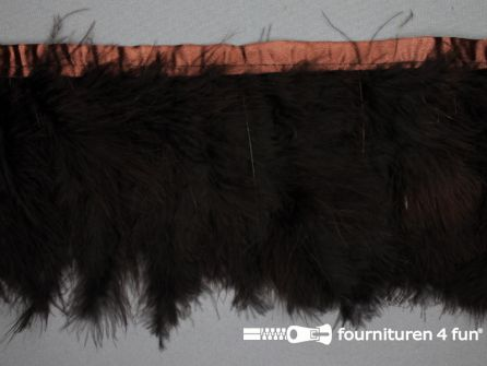 Verenband 150mm donker bruin