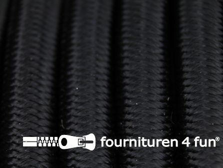 Elastisch koord 8mm zwart