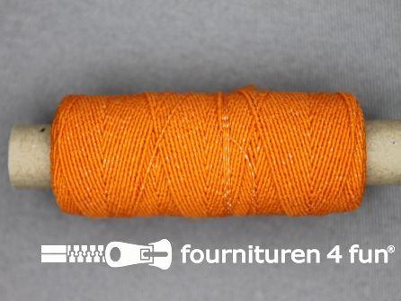 Elastisch garen 30m oranje