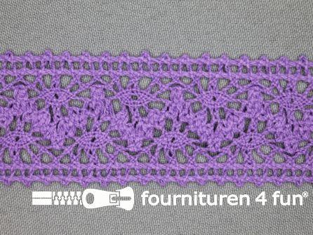 Kloskant 40mm lila
