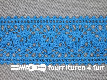 Kloskant 40mm aqua blauw