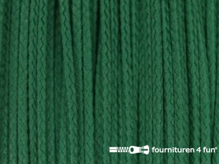 Koord 1mm rol aqua groen 50 meter