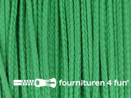 Koord 1mm rol appel groen 50 meter