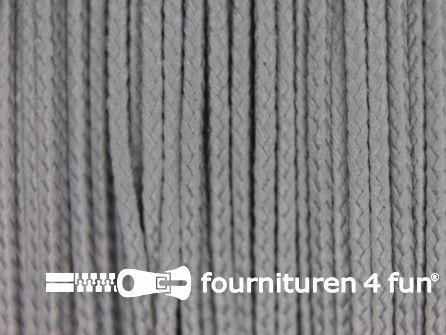 Koord 1mm rol grijs 50 meter
