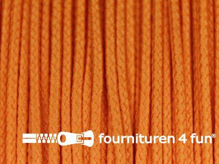 Koord 1mm rol oranje 50 meter