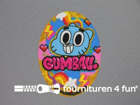 Gumball applicatie 80x110mm