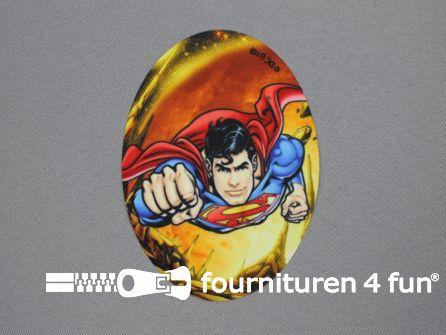 Superman applicatie 80x110mm