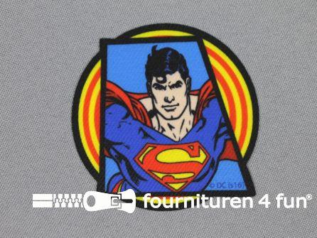 Superman applicatie 60x60mm