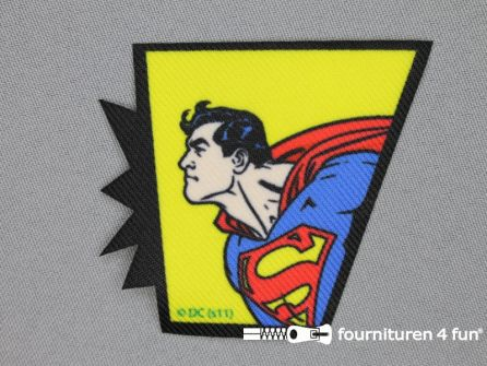 Superman applicatie 68x60mm