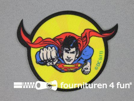 Superman applicatie 73x58mm