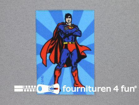 Superman applicatie 50x72mm