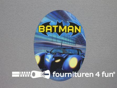 Batman applicatie 80x110mm