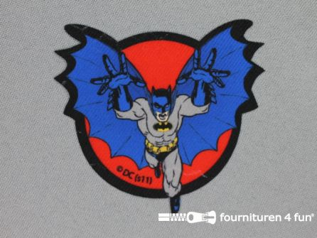 Batman applicatie 75x77mm