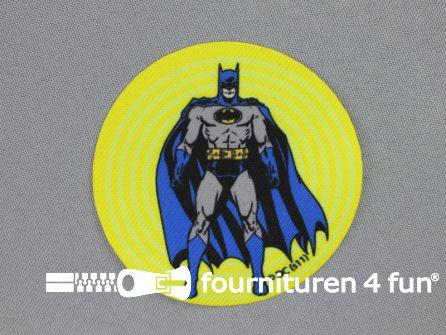 Batman applicatie 68mm rond