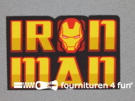 Avengers applicatie 42x62mm Iron Man
