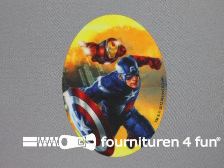 Avengers applicatie 80x110mm