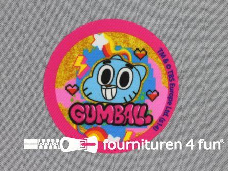 Gumball applicatie 67mm rond
