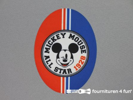 Mickey Mouse applicatie 80x110mm